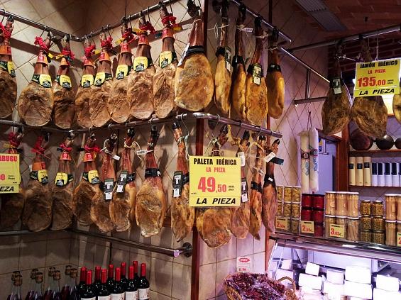 В Италию возвращено более 440 кг свиного окорока